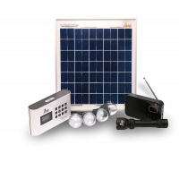 Beebeejump solar P1 -Home Lighting And Entertainment System