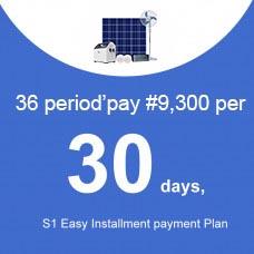Beebeejump solar S1 3 years plan