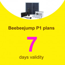 P1 plans 7 days validity