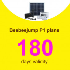 P1 plans 180 days validity